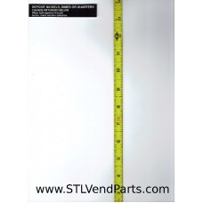 VENDO Small Instruction Labels