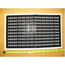 OD173 Price Stickers