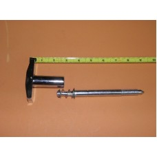 "DIXIE 2.5"" T-Handle w 6.5"" Shaft"